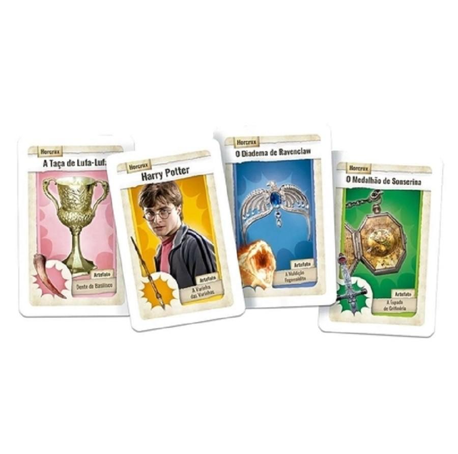 Card Copag Harry Potter