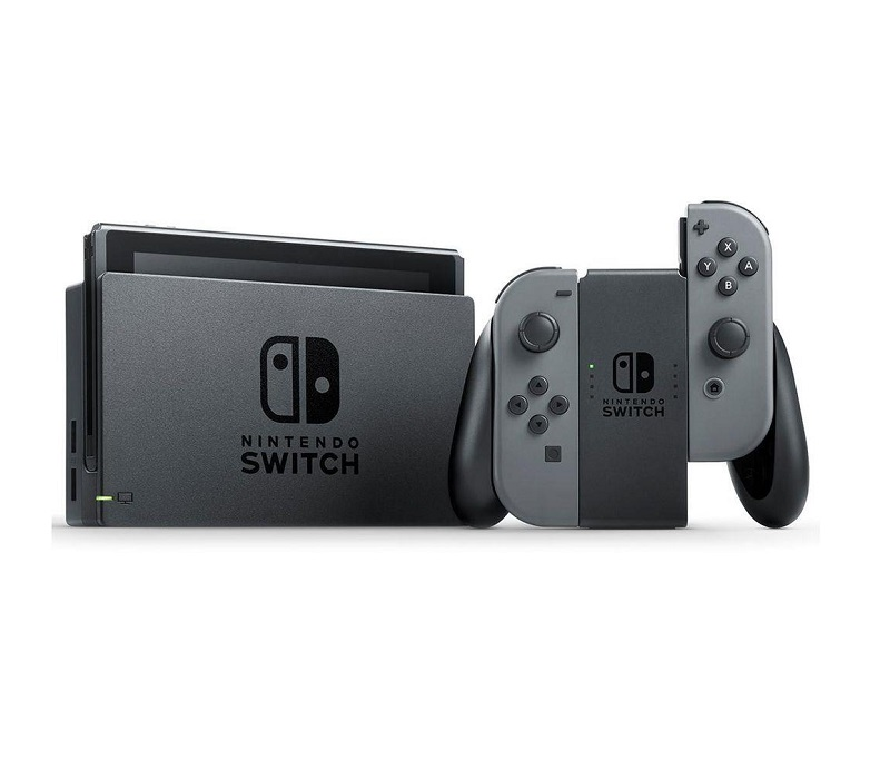 Console Nintendo Switch 32Gb + Controle Joy-Con Cinza