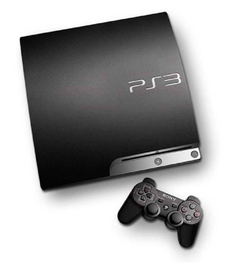 Console PS3 Usado Slim 120GB