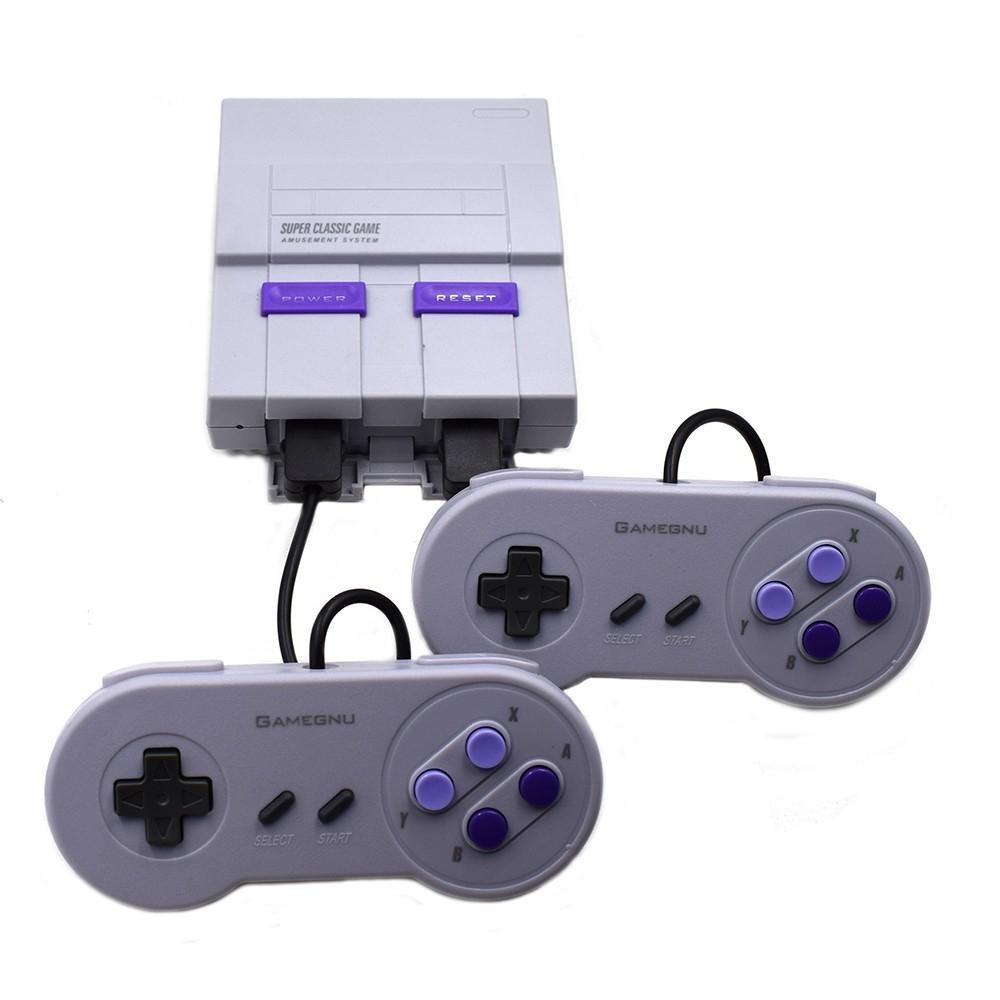 Console Retro com 620 Jogos em 1 com 2 controles