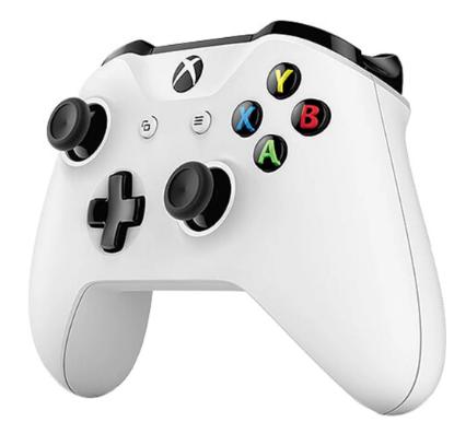 Controle Branco Xbox One