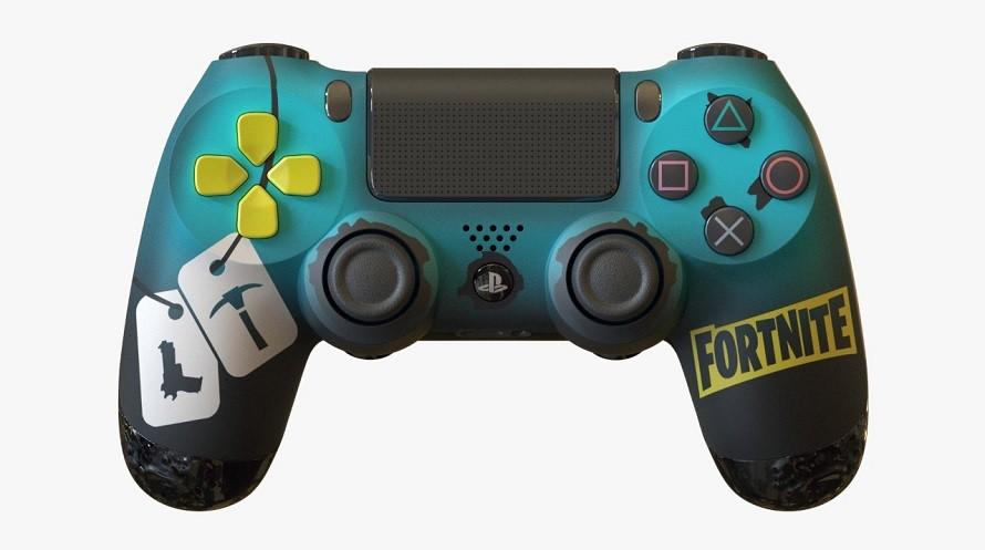 Controle PS4 Alta Performece GG Fortnite