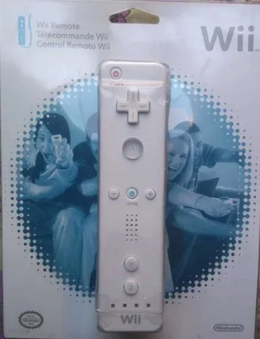 Controle Wii Remoto Nintendo