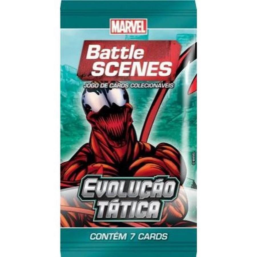 Copag Battle Scenes Evolução Tática Booster - Card Games