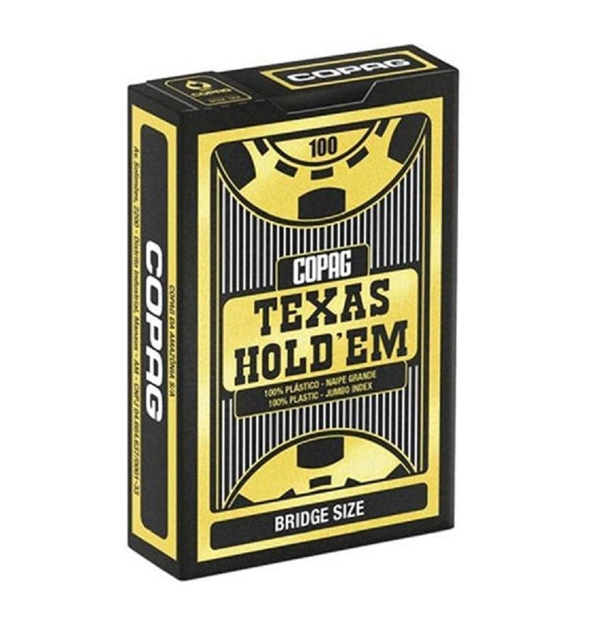 Copag Holg Texas Baralho