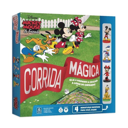 Copag Mickey & Friends Corrida Magica