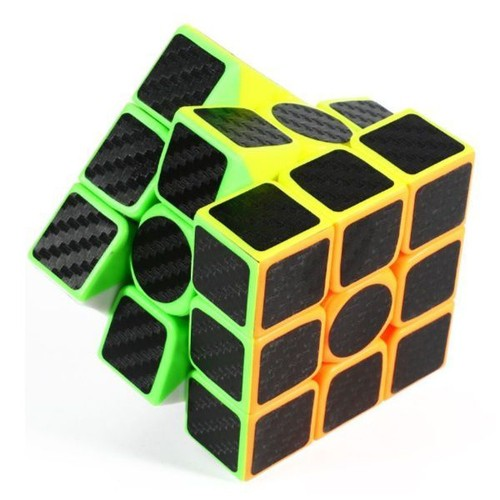 Cubo Mágico Profissional - Cuber Pro Carbon