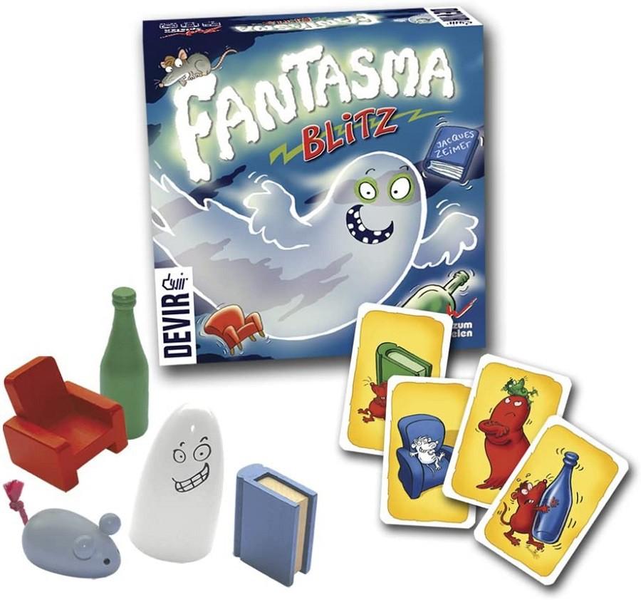 Devir -  Fantasma Blits - Board Gamer
