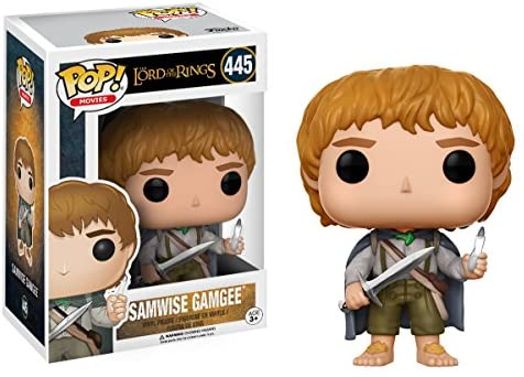 Funko Lord Of Rings Samwise Chase
