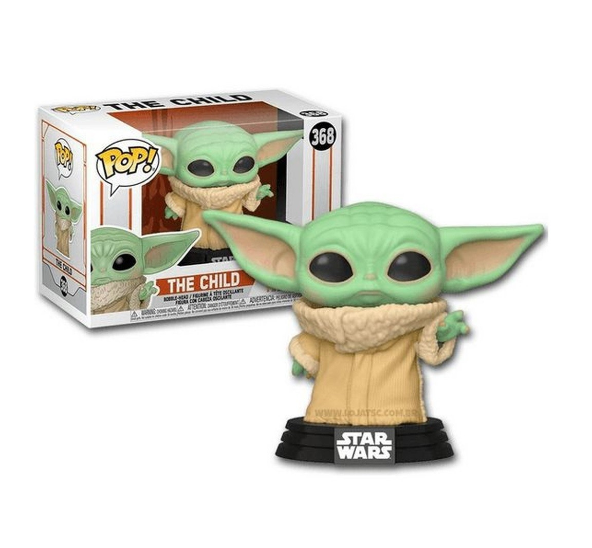 Funko Pop 368 The Child Mandal Orion Star Wars Baby Yoda