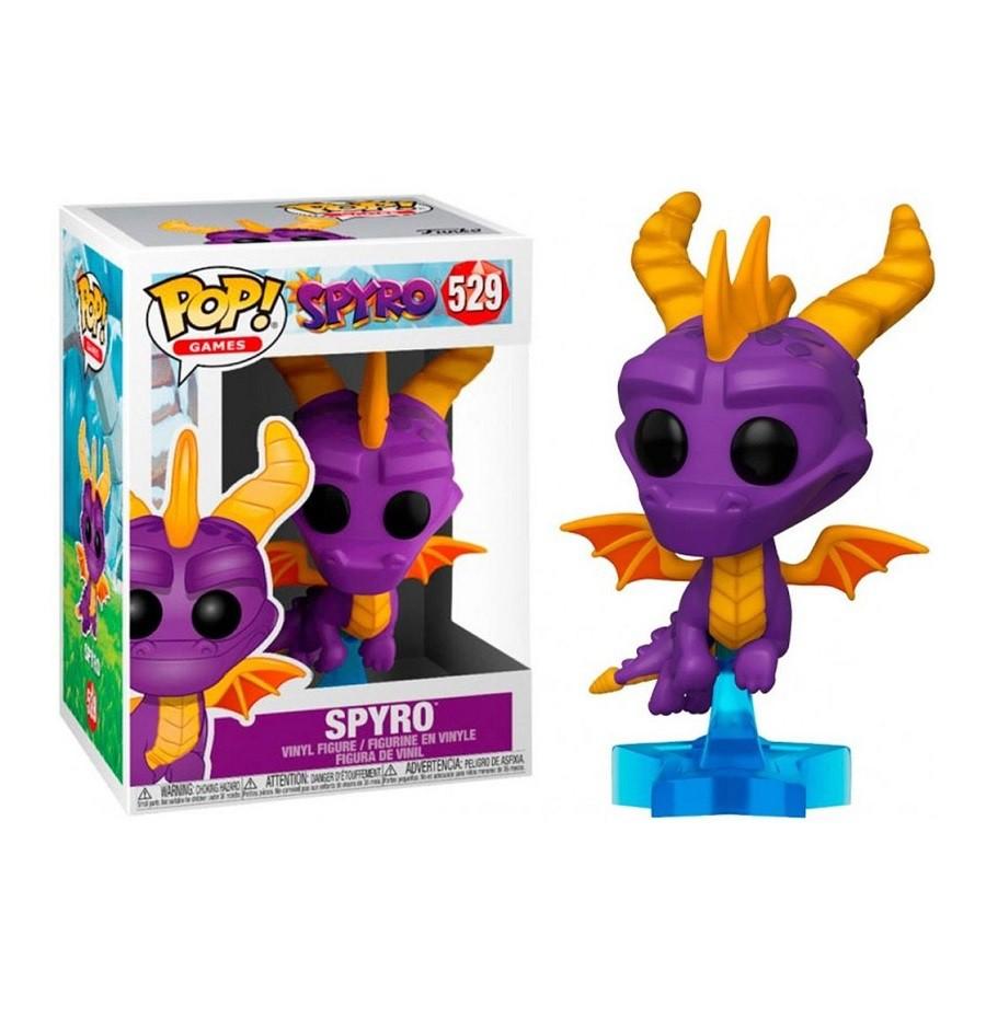 Funko Pop 529 Spyro Fly