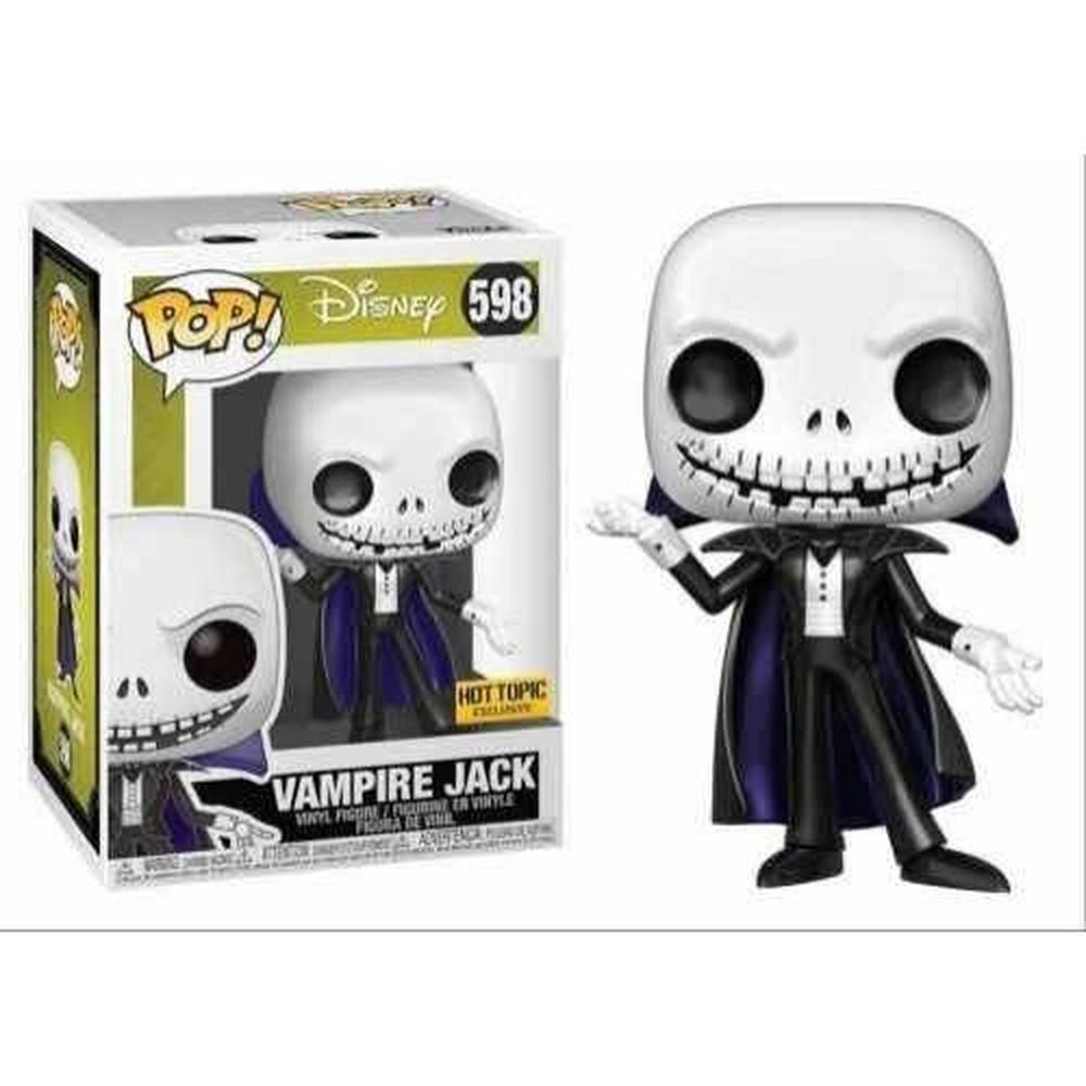Funko Pop 598 Disney Vampire Jack
