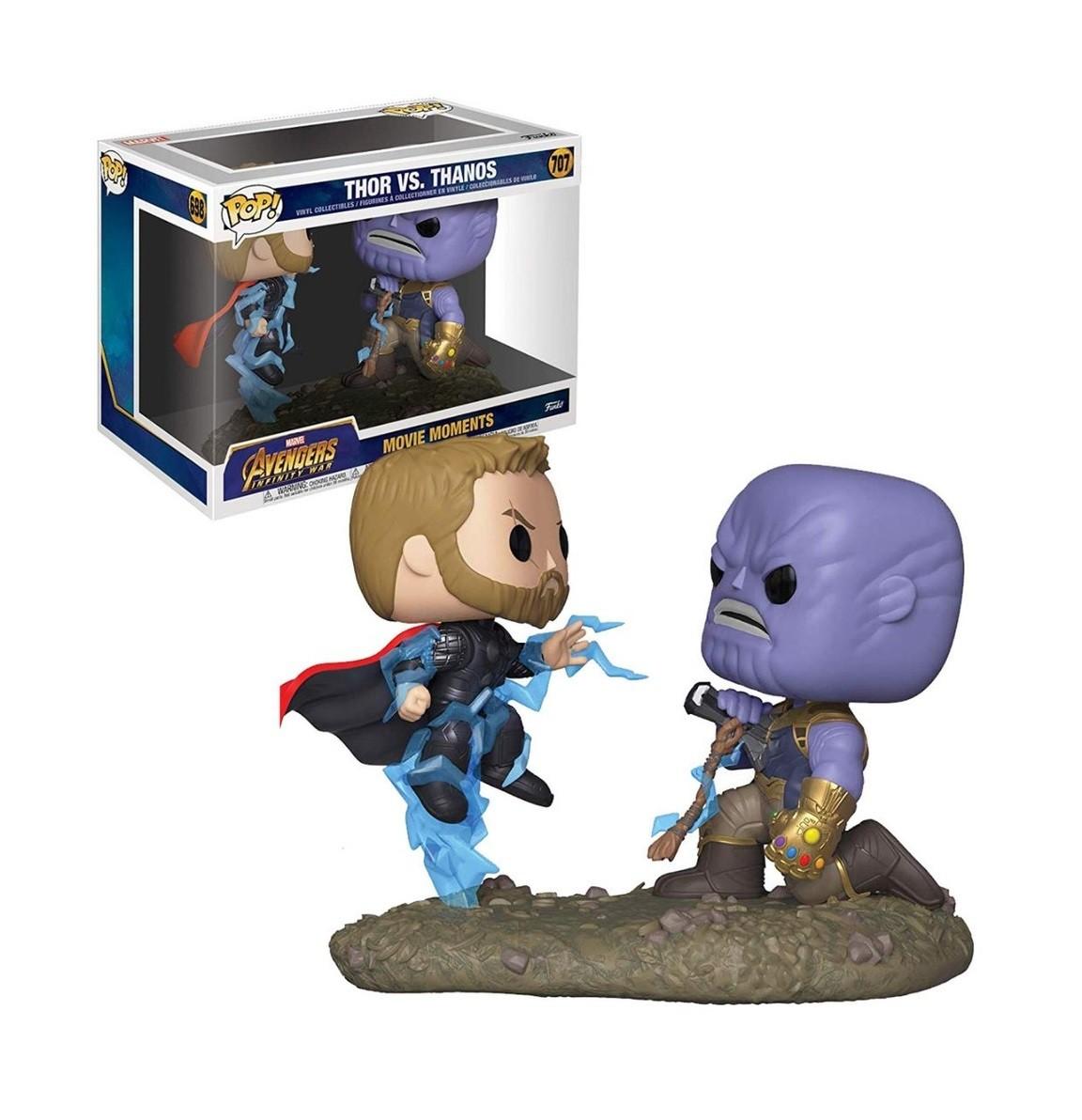 Funko Pop 707 Thor vs Thanos Avengers Infinity War