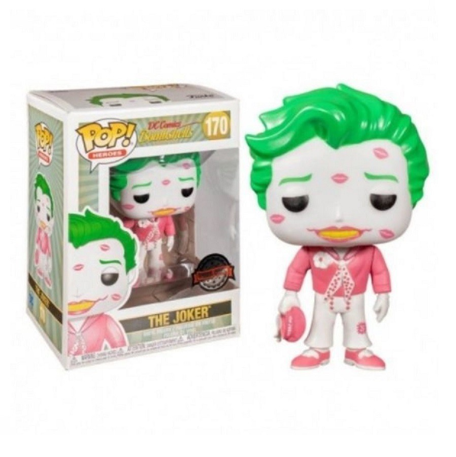 Funko Pop Bombshells The Joker