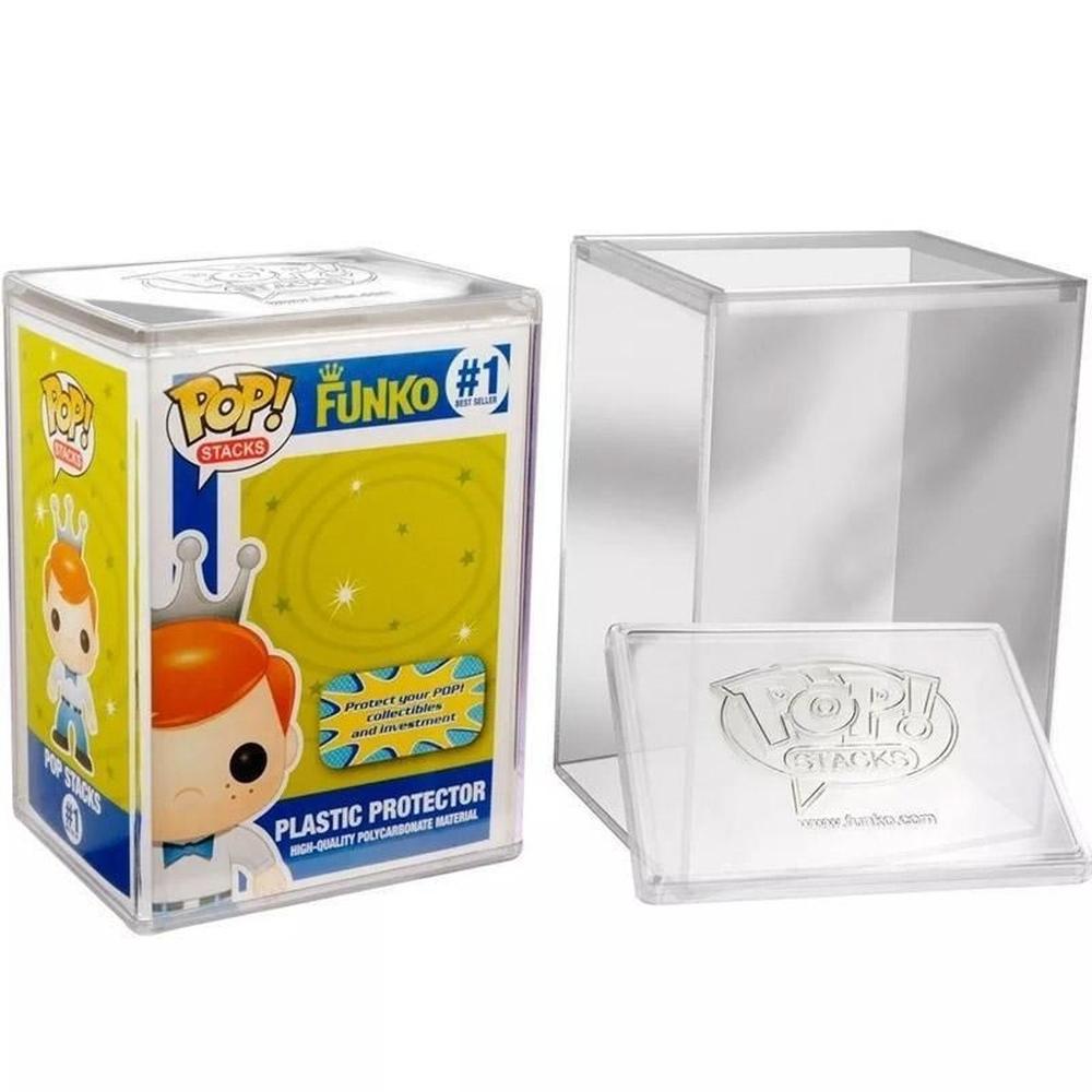 Funko Pop Box de Acrílico Protetor