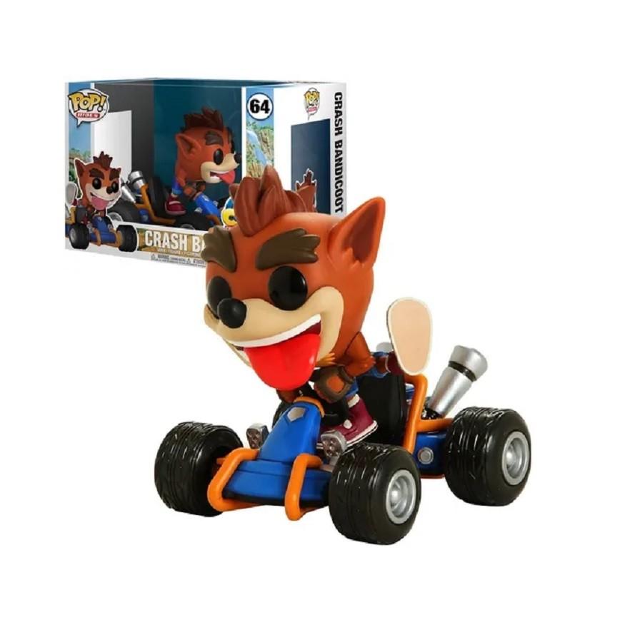 Funko Pop - Crash Bandicoot 64