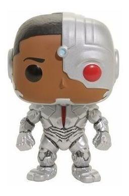 Funko Pop DC Justice League Cyborg