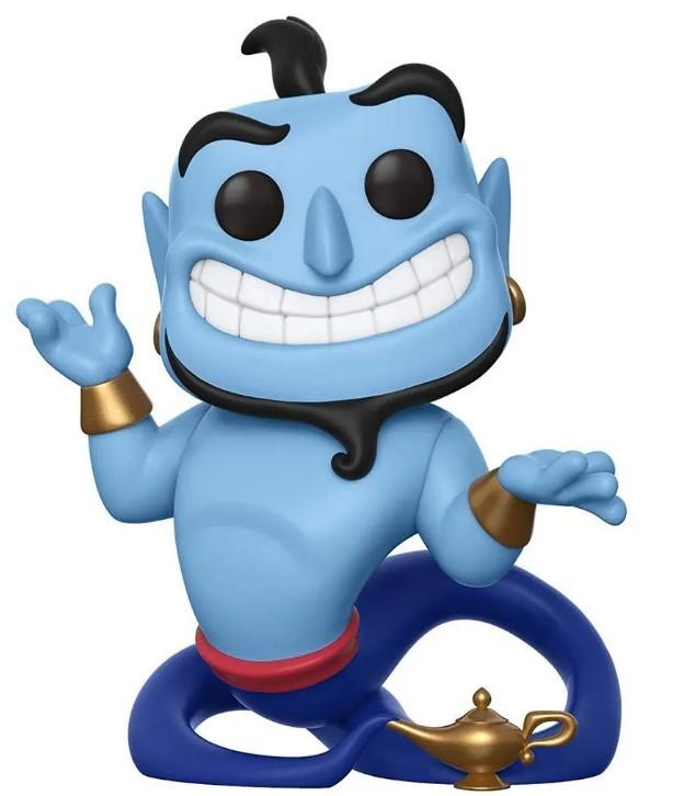 Funko Pop Disney Aladdin - Genio da Lâmpada 476