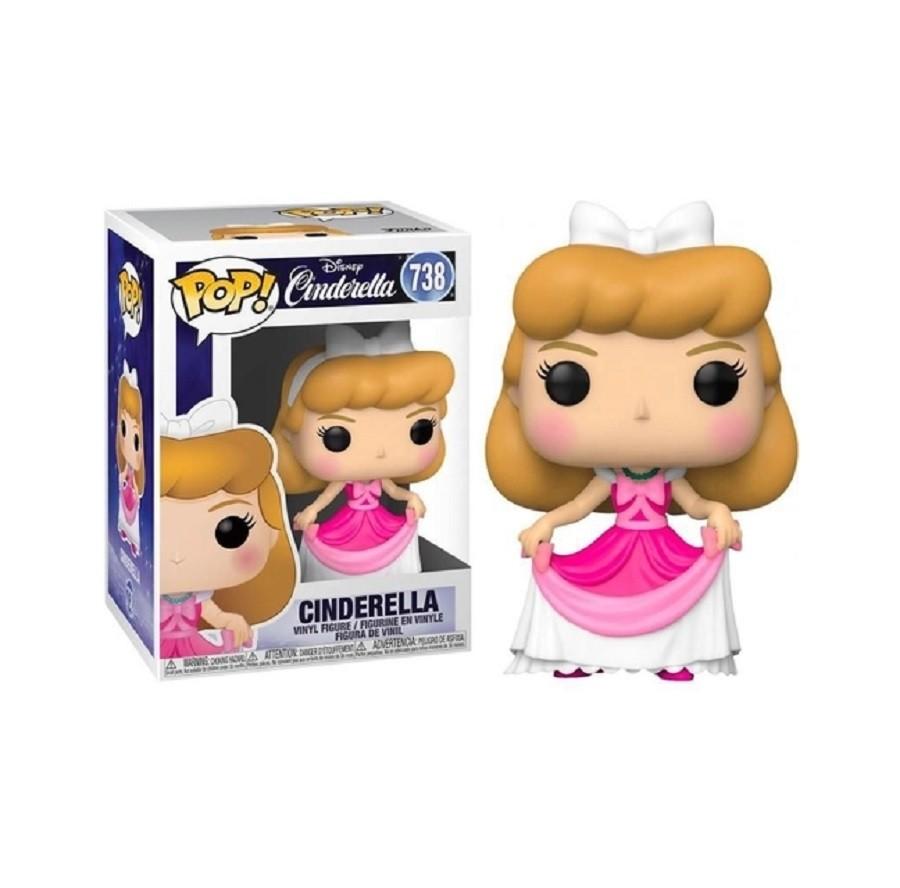 Funko Pop Disney Cinderella - Cinderella 738