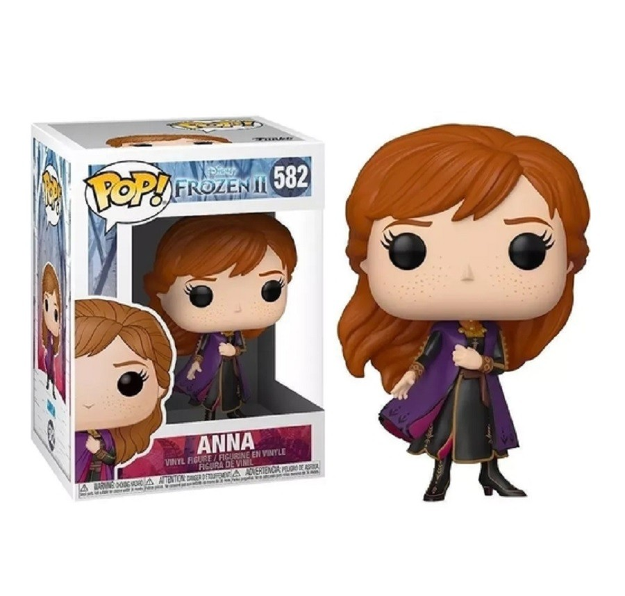 Funko Pop Disney Frozen 2 Anna