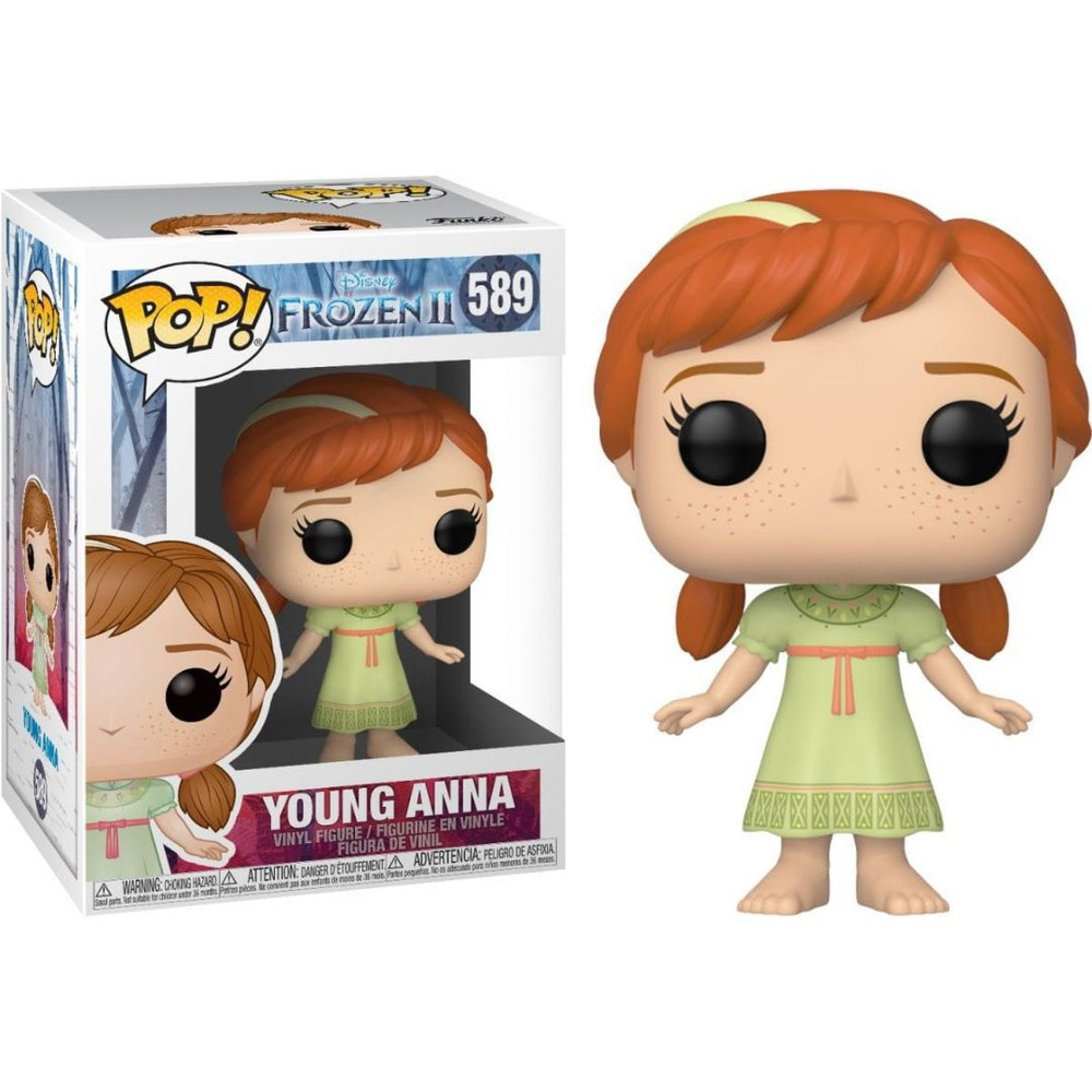 Funko Pop Disney Frozen 2 Young Young Anna