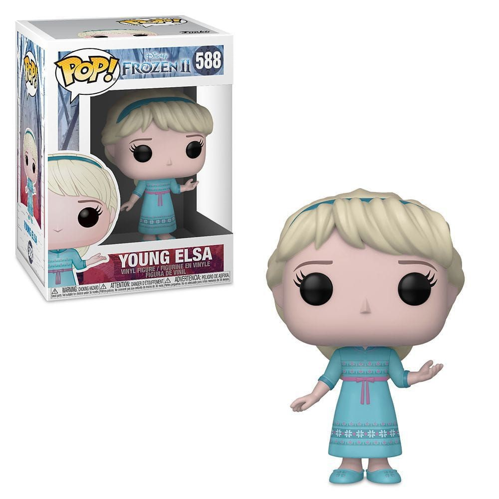 Funko Pop Disney Frozen 2 Young Young Elsa
