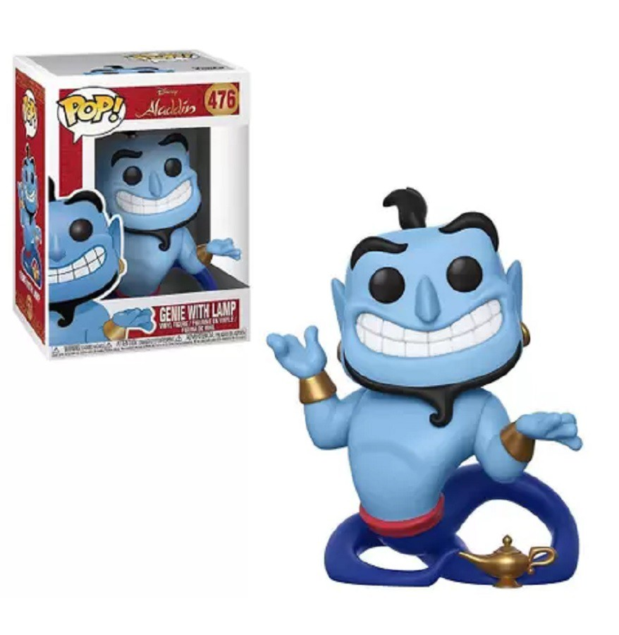 Funko Pop Disney Genie With Lamp