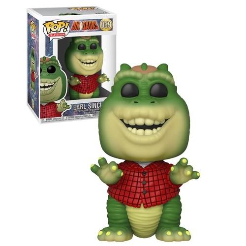 Funko Pop Earl Sinclair - Família Dinossauros