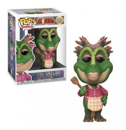 Funko Pop Fran Sinclair - Família Dinossauros