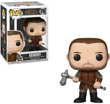 Funko Pop Game Of Thrones Gendry