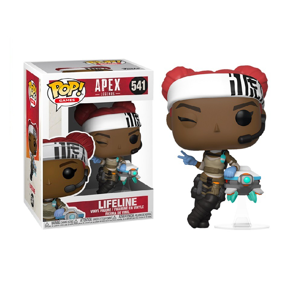 Funko POP Games Apex Legends Lifeline