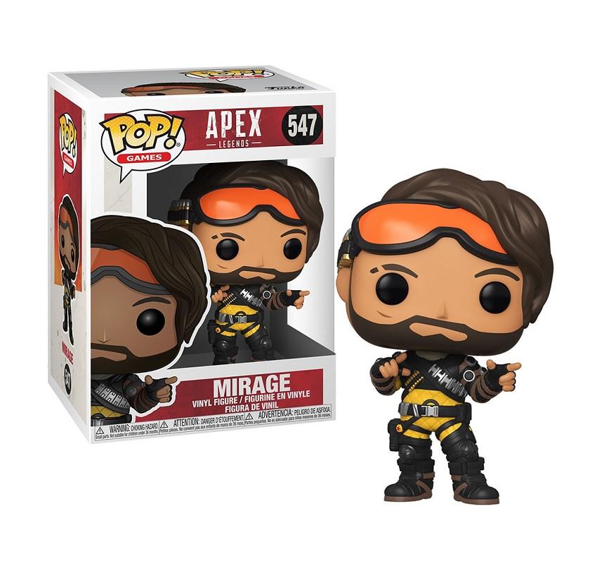 Funko POP Games Apex Legends Mirage
