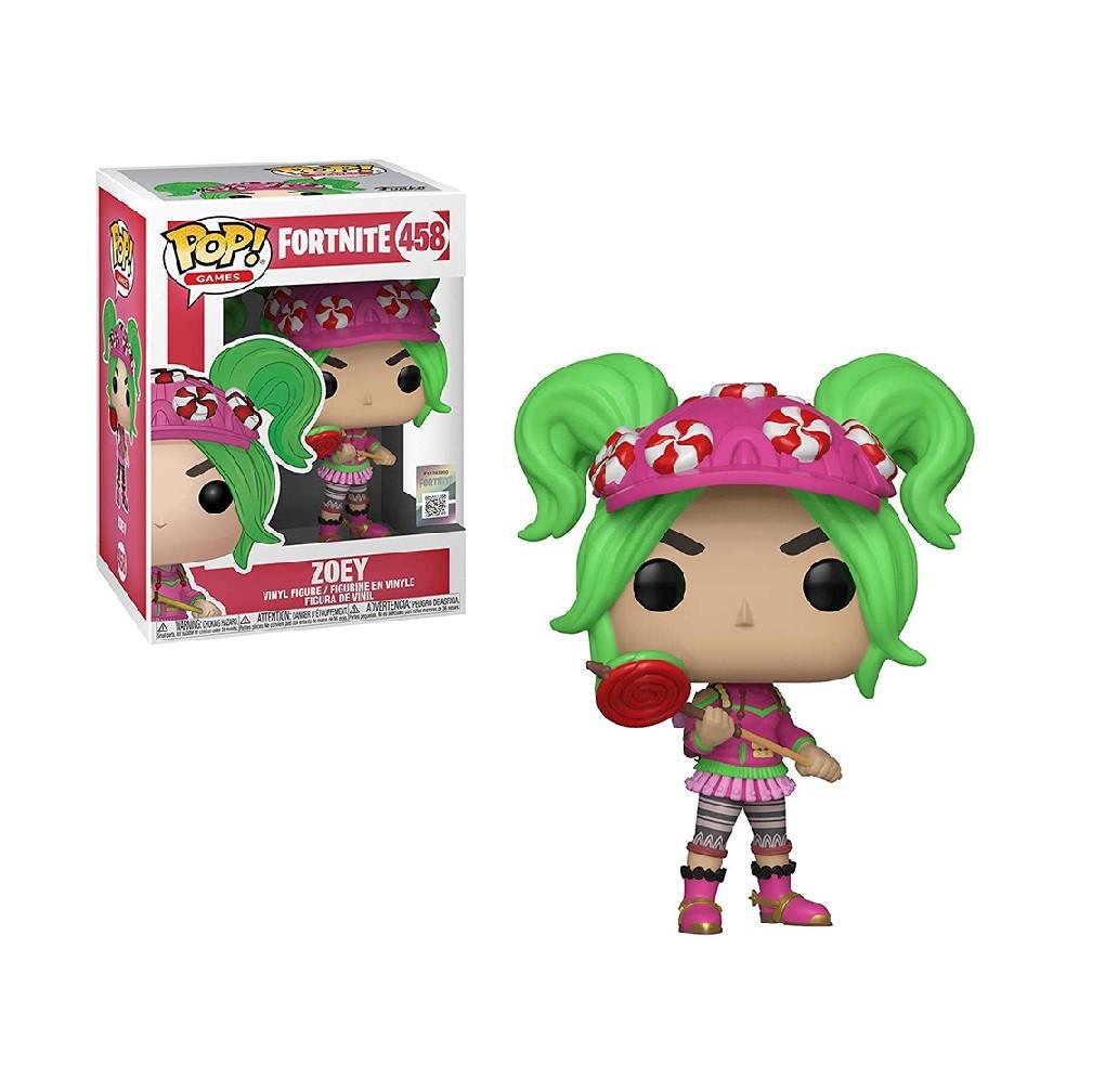 Funko POP Games Fortnite Zoey