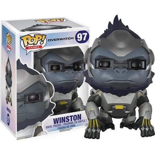 Funko Pop Games Overwath Winston