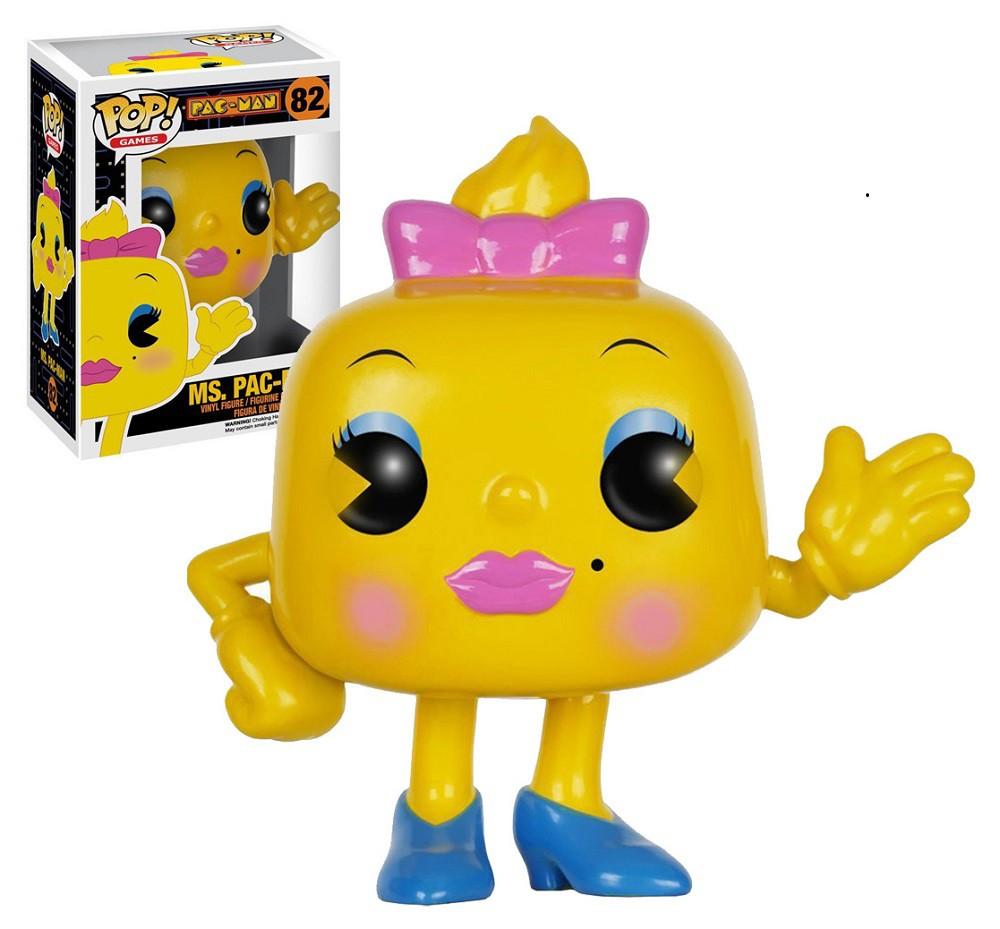 Funko Pop Games Pac Man MS