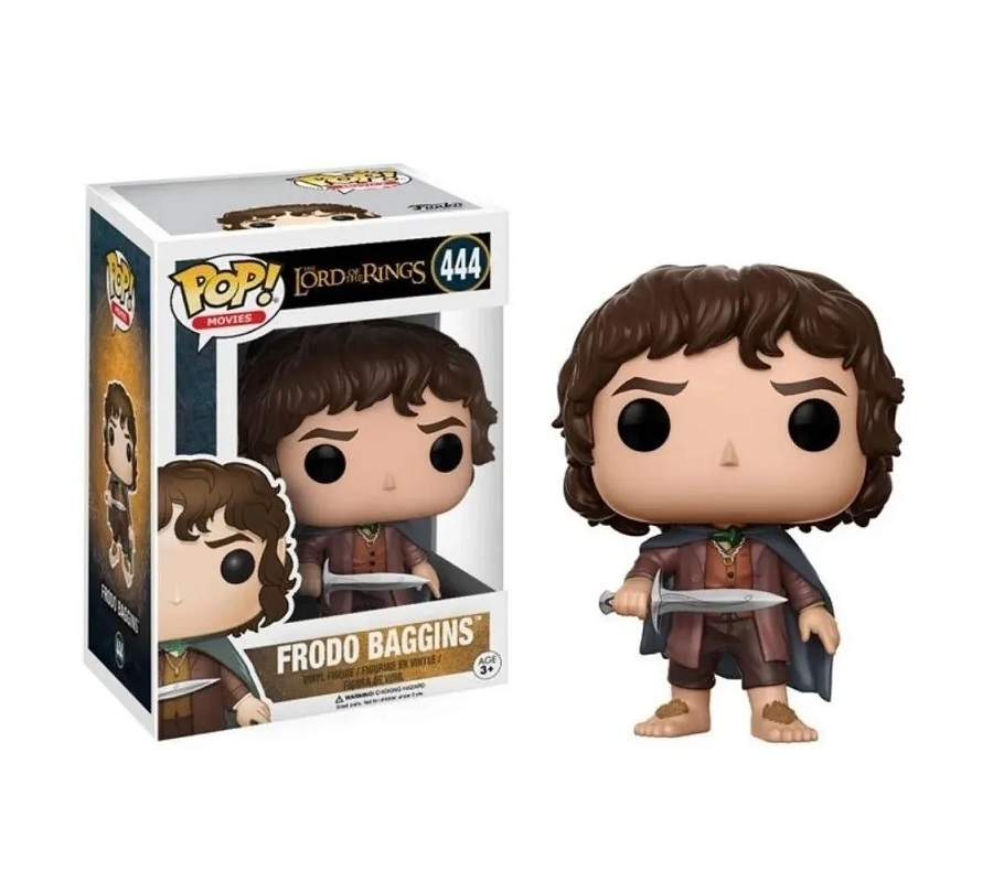 Funko Pop Lord of The Rings - Frodo Baggins 444
