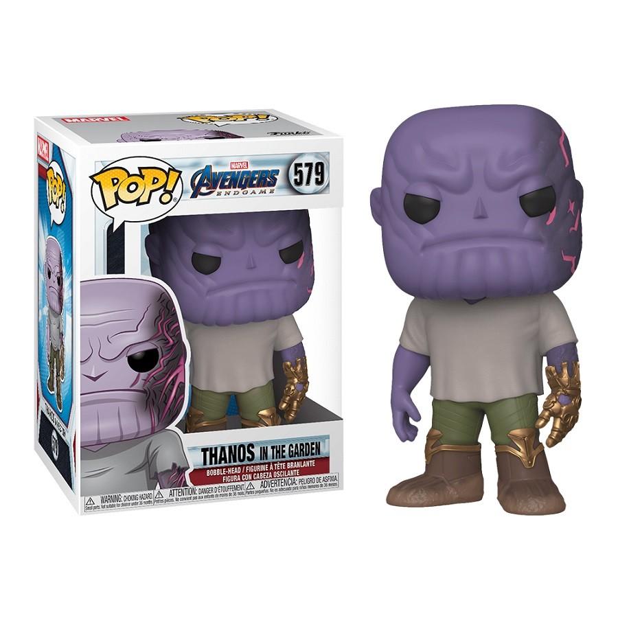 Funko POP Marvel Endgame Thanos In The Garden