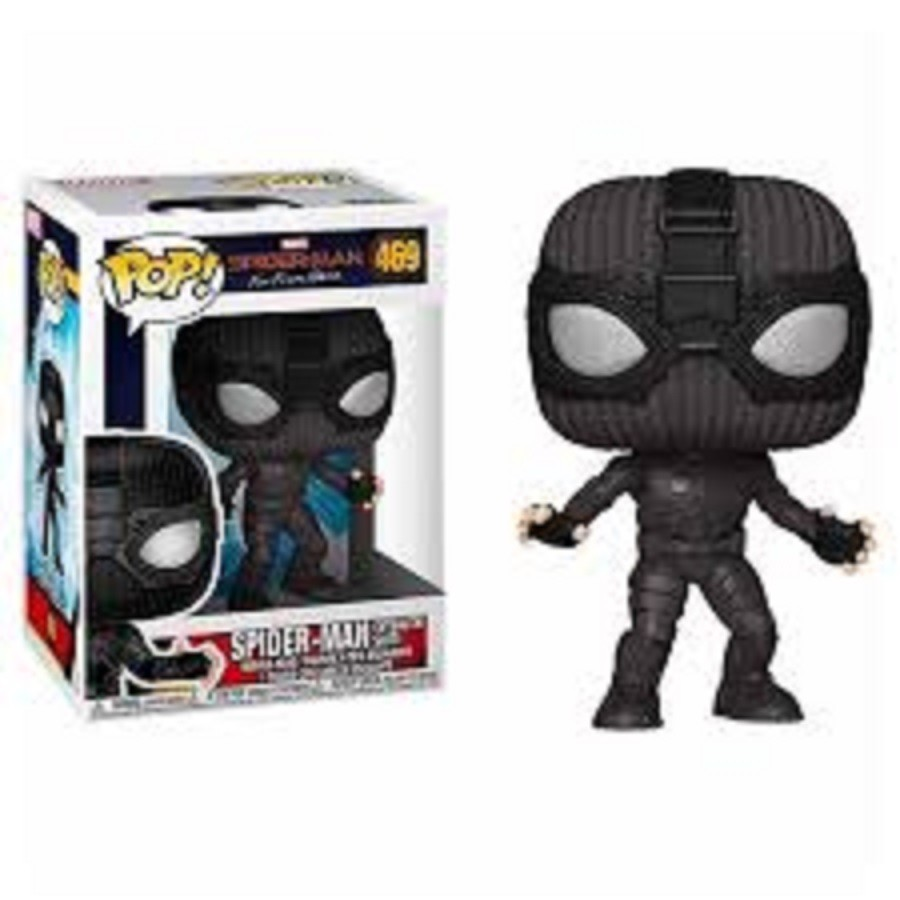 Funko Pop Marvel Spider Man Far From Home (Stealth Suit)
