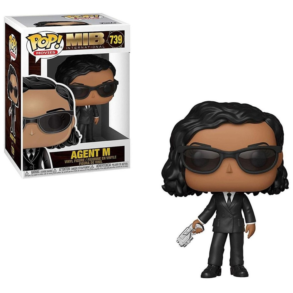 Funko Pop Movies: MIB International - Agent M