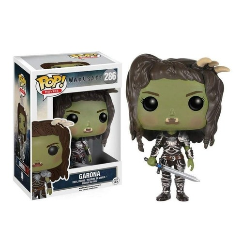 Funko Pop Movies: Warcraft - Garona