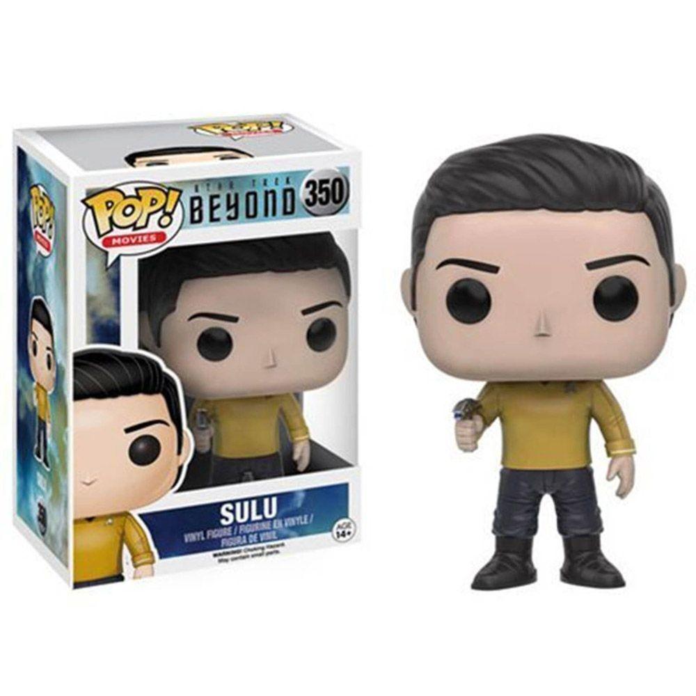 Funko Pop Star Trek Beyond Sulu (Duty Uniform)