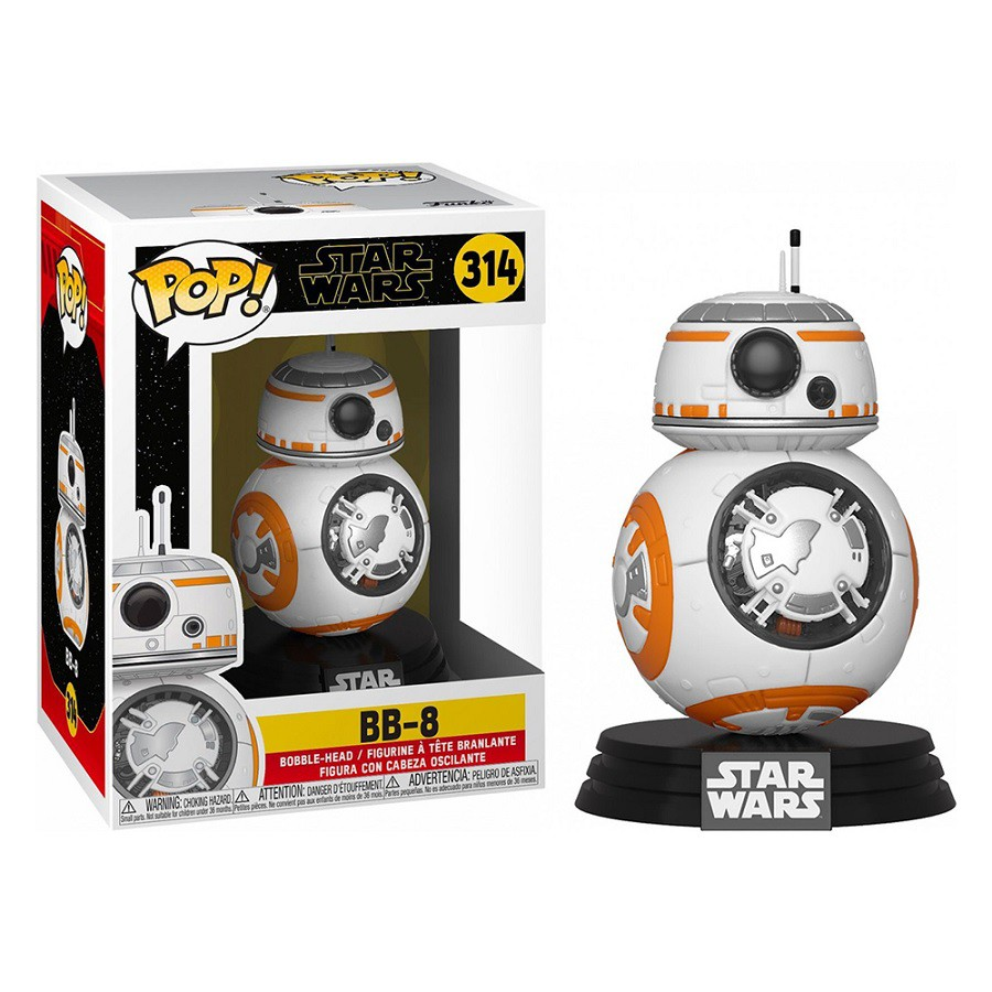 Funko POP Star Wars BB8