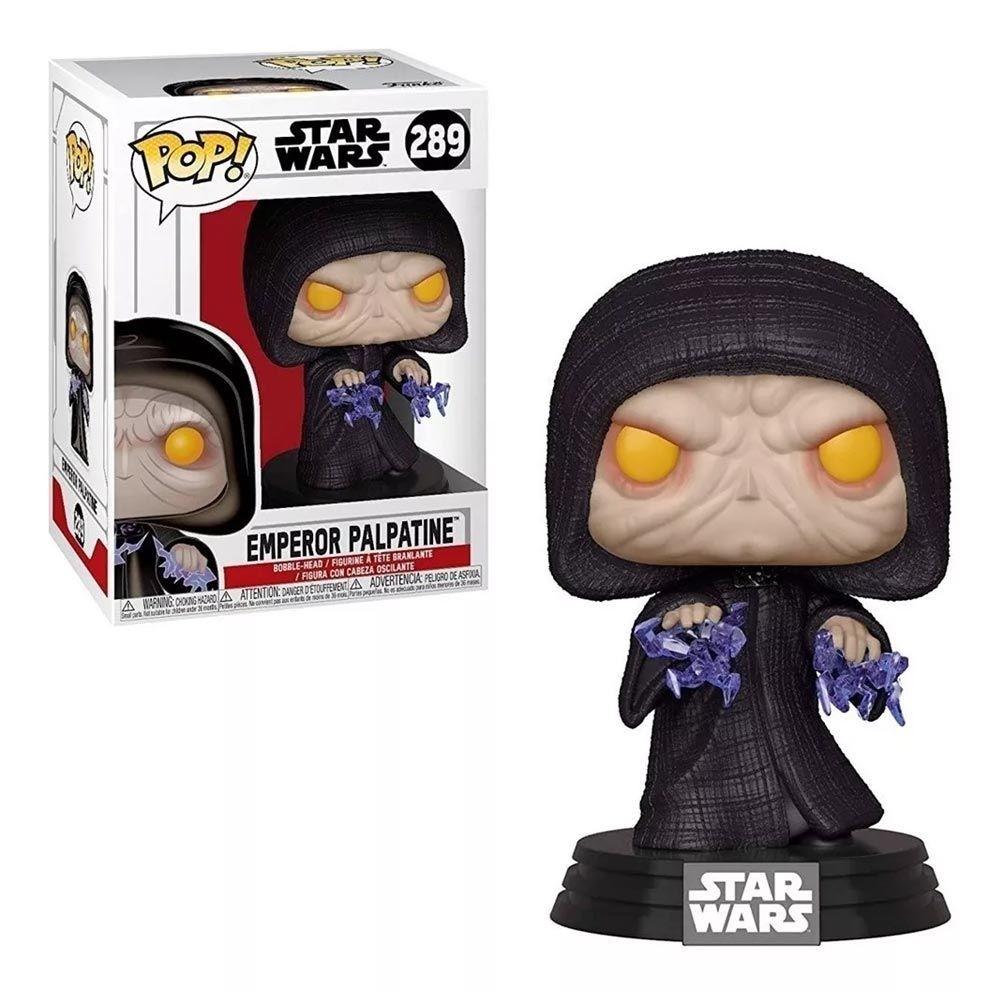 Funko Pop Star Wars: Emperor Palpatine
