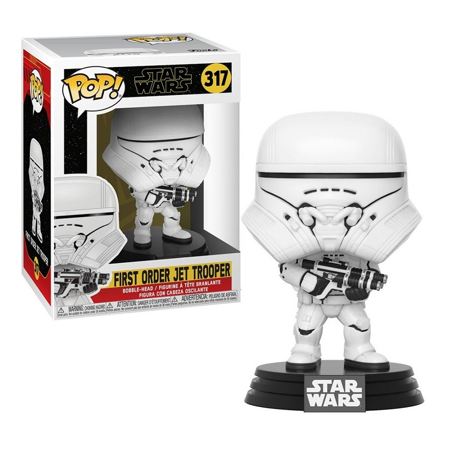 Funko POP Star Wars First Order Jet Trooper