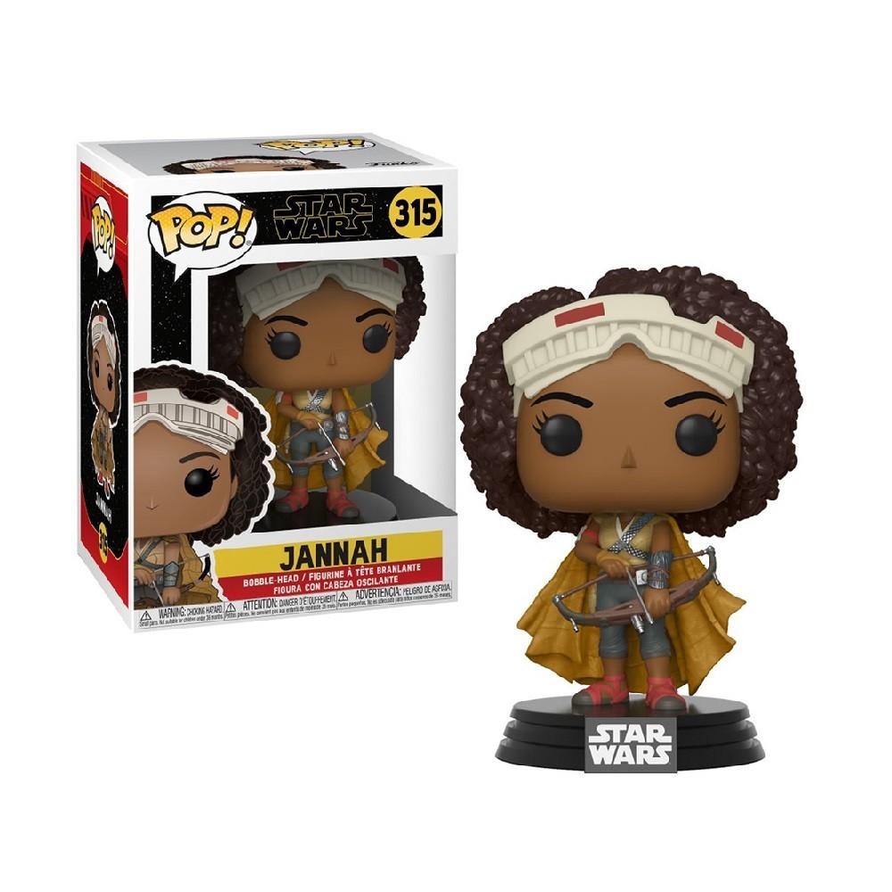 Funko POP Star Wars Jannah