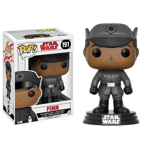 Funko Pop Star Wars TLJ Finn In Disguise