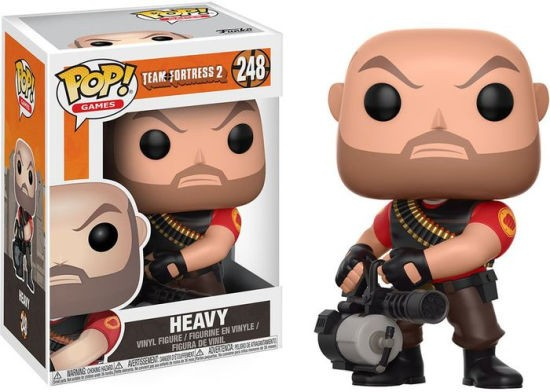Funko Pop: Team Fortress Heavy TF