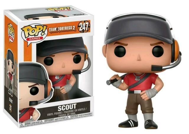 Funko Pop: Team Fortress Scout TF