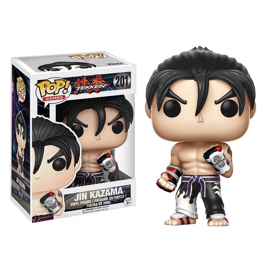 Funko POP Tekken Jin Kazama