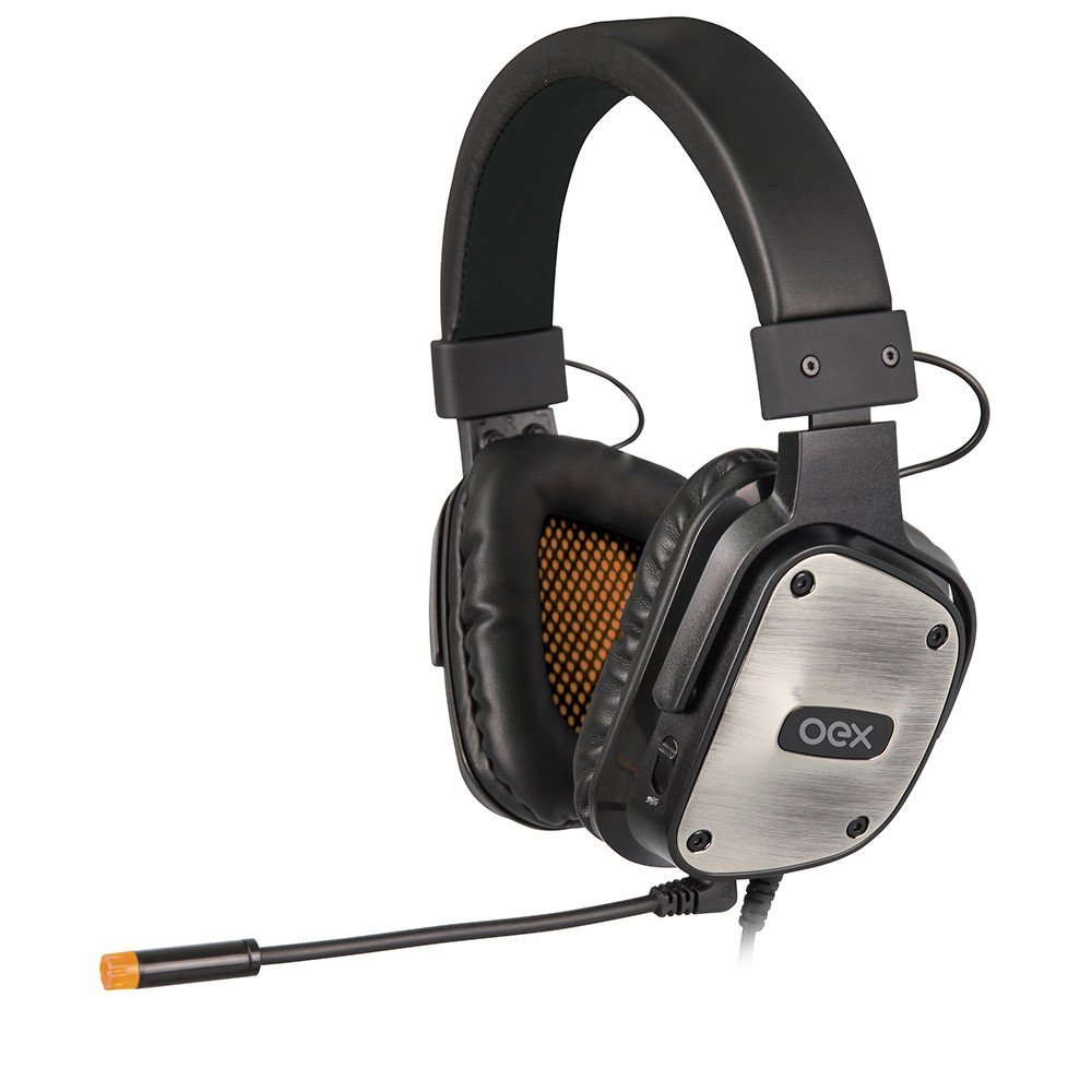 Headset Gamer Armor Ps4 Xbox One Pc Mac Oex Hs403 Preto